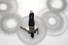 Tony Orrico's documented performance