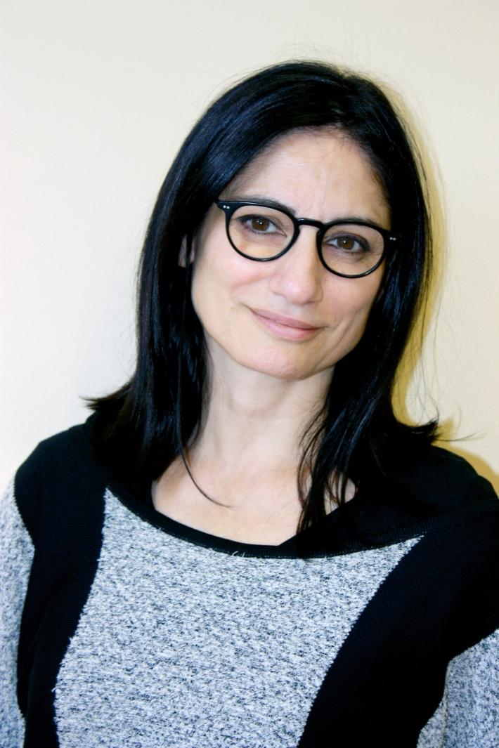 Katerina Apostolidou Portrait