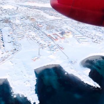 Το γραφείο WHITE για το Ψυχιατρικό Νοσοκομείο του Nuuk