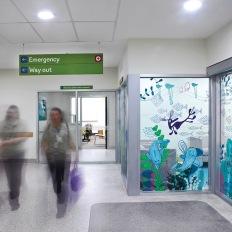 Το γραφείο Büro North για το Royal Children's Hospital (RCH) της Μελβούρνης